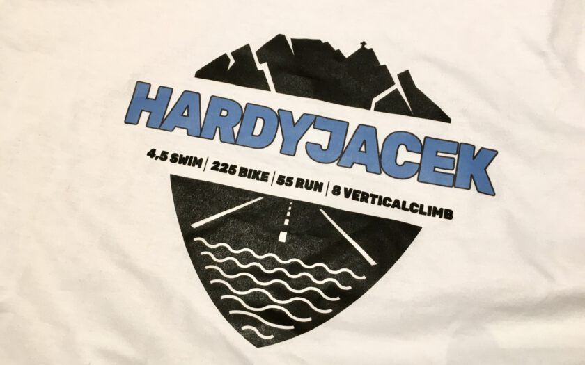 hardy jacek koszulka
